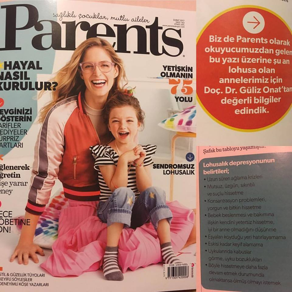 Parents Dergisi
